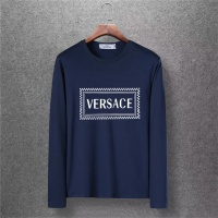 Versace T-Shirts Long Sleeved O-Neck For Men #513810