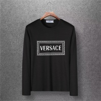 Versace T-Shirts Long Sleeved O-Neck For Men #513811