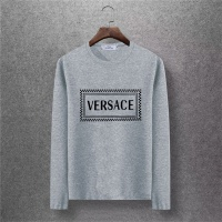Versace T-Shirts Long Sleeved O-Neck For Men #513813