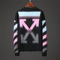 Off-White Sweaters Long Sleeved O-Neck For Men #513830