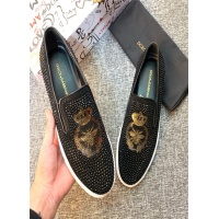 Dolce & Gabbana D&G Casual Shoes For Men #513884