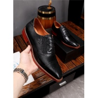 Prada Leather Shoes For Men #514009