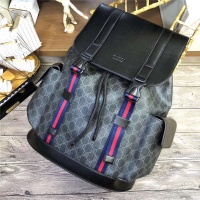 Gucci AAA Quality Backpacks For Men #514098