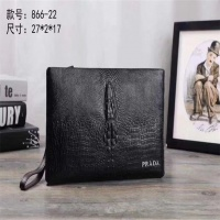 Prada AAA Quality Wallets For Men #514266