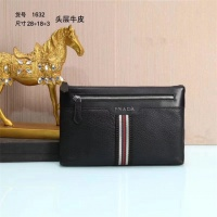 Prada AAA Quality Wallets For Men #514274