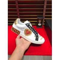 Dolce & Gabbana D&G Casual Shoes For Men #514374