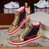 Versace High Tops Shoes For Men #514406