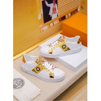 Cheap Versace Casual Shoes For Men #514430 Replica Wholesale [$69.84 USD] [W#514430] on Replica Versace Fashion Shoes