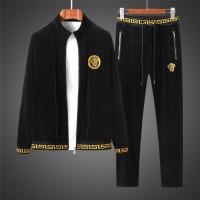Versace Tracksuits Long Sleeved Zipper For Men #514437
