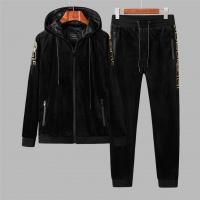 Versace Tracksuits Long Sleeved Zipper For Men #514439