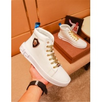 Versace High Tops Shoes For Men #514550