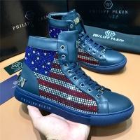 Philipp Plein PP High Tops Shoes For Men #515288
