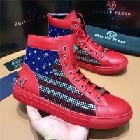 Philipp Plein PP High Tops Shoes For Men #515290