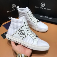 Philipp Plein PP High Tops Shoes For Men #515291
