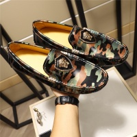 Versace Leather Shoes For Men #515339