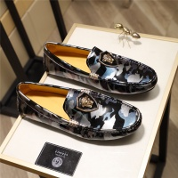 Versace Leather Shoes For Men #515341
