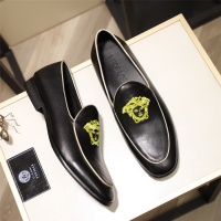 Versace Leather Shoes For Men #515348