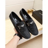 Armani Leather Shoes For Men #515350