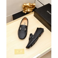 Armani Leather Shoes For Men #515352