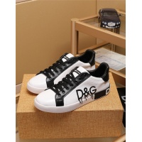 Dolce & Gabbana D&G Casual Shoes For Men #515493