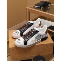 Dolce & Gabbana D&G Casual Shoes For Men #515496