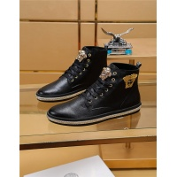 Versace High Tops Shoes For Men #515814