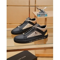 Philipp Plein PP High Tops Shoes For Men #515815