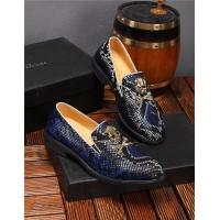 Alexander McQueen Leather Shoes For Men #515817