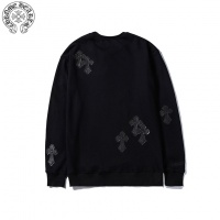 Chrome Hearts Hoodies Long Sleeved O-Neck For Men #515856