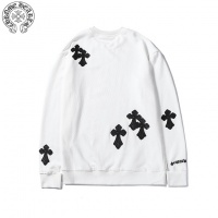 Chrome Hearts Hoodies Long Sleeved O-Neck For Men #515857