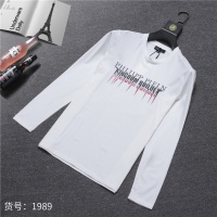 Philipp Plein PP T-Shirts Long Sleeved O-Neck For Men #516377