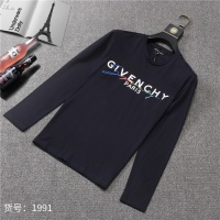 Givenchy T-Shirts Long Sleeved O-Neck For Men #516381