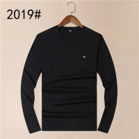 Armani T-Shirts Long Sleeved O-Neck For Men #516396