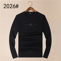 Dior T-Shirts Long Sleeved O-Neck For Men #516425