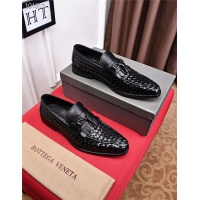 Bottega Veneta BV Leather Shoes For Men #516499