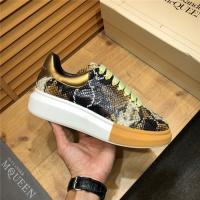 Alexander McQueen Casual Shoes For Men #516992