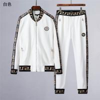 Versace Tracksuits Long Sleeved Zipper For Men #517026