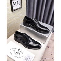 Prada Leather Shoes For Men #517216