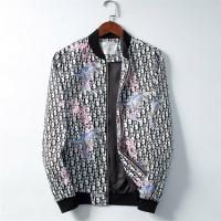 Christian Dior Jackets Long Sleeved Zipper For Men #517324