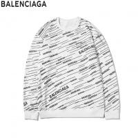 Balenciaga Hoodies Long Sleeved O-Neck For Men #517363