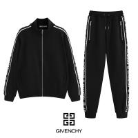 Givenchy Trancksuits Long Sleeved Zipper For Men #517511
