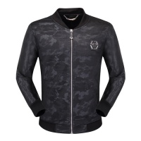 Philipp Plein PP Down Jackets Long Sleeved Zipper For Men #517578