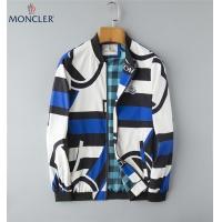 Moncler Jackets Long Sleeved Zipper For Men #517617