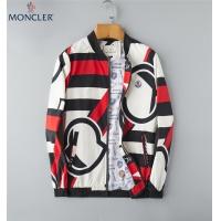 Moncler Jackets Long Sleeved Zipper For Men #517618