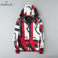 Moncler Jackets Long Sleeved Zipper For Men #517626