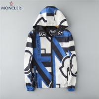 Moncler Jackets Long Sleeved Zipper For Men #517627