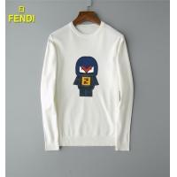 Fendi Sweaters Long Sleeved O-Neck For Men #517646
