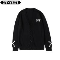 Off-White Sweaters Long Sleeved V-Neck For Men #517762