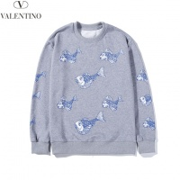 Valentino Hoodies Long Sleeved O-Neck For Men #517848