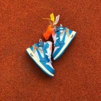 Air Jordan 1 & Off-White Kids Shoes For Kids #518037